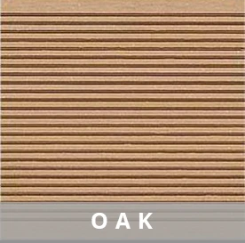 Composite Deck Board - Oak | HYPERION Decking