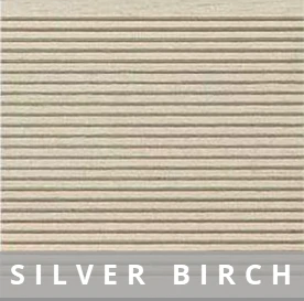 Composite Deck Board - Silver Birch | HYPERION Decking
