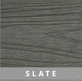 Composite Deck Board - Slate | HYPERION Decking