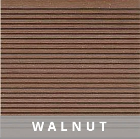 Composite Deck Board - Walnut | HYPERION Decking