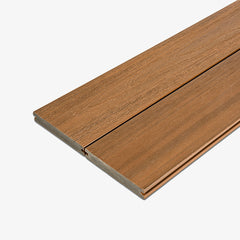 Composite Deck Board - Teak Light brown | HYPERION Decking