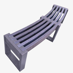 Windsor |  Curved Bench