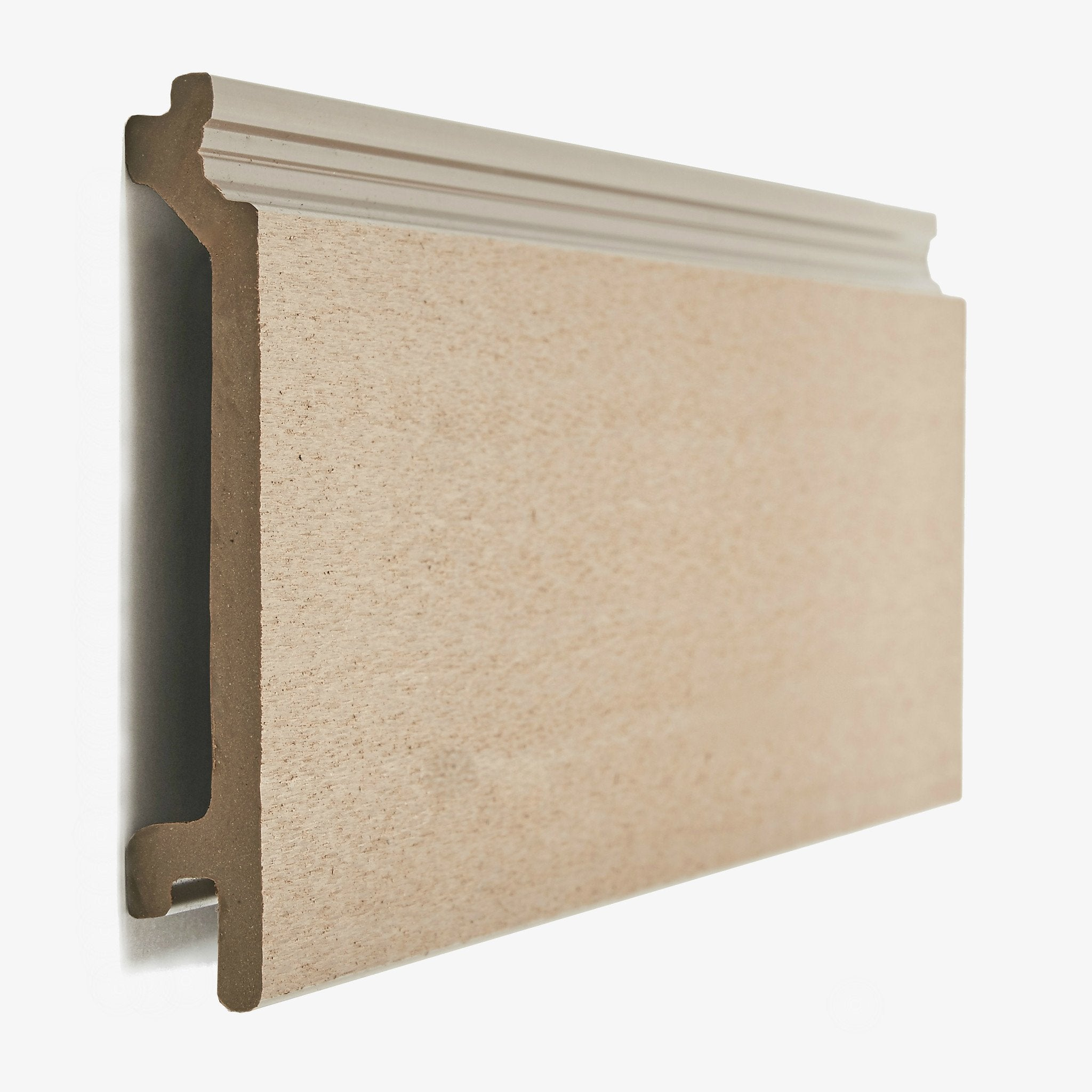 Hyperion composite cladding panel light brown