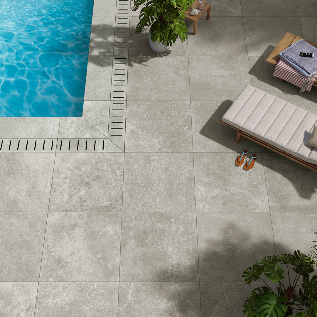 EnviroBuild Flint Luxury Porcelain Tile
