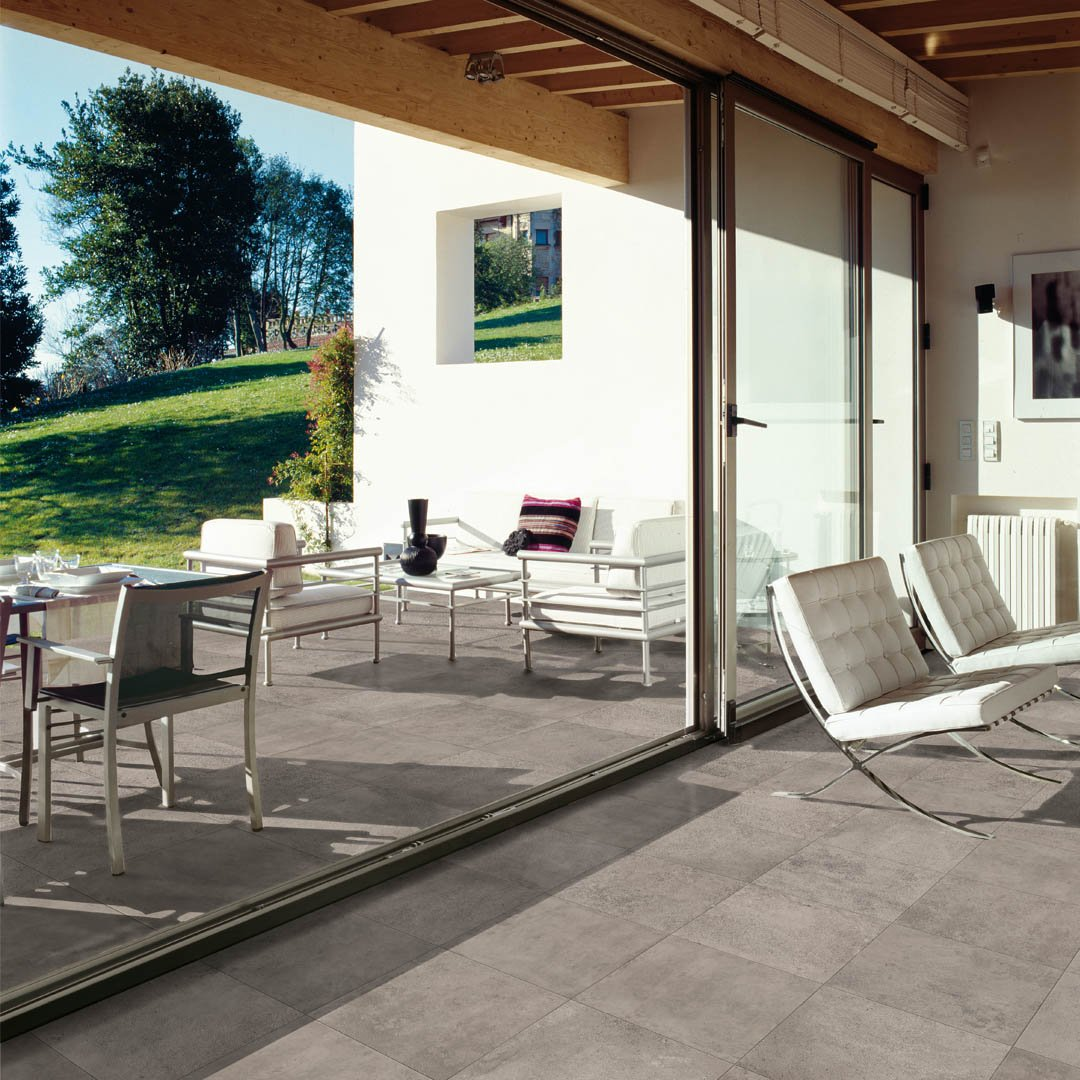 EnviroBuild Iron Luxury Porcelain Tile
