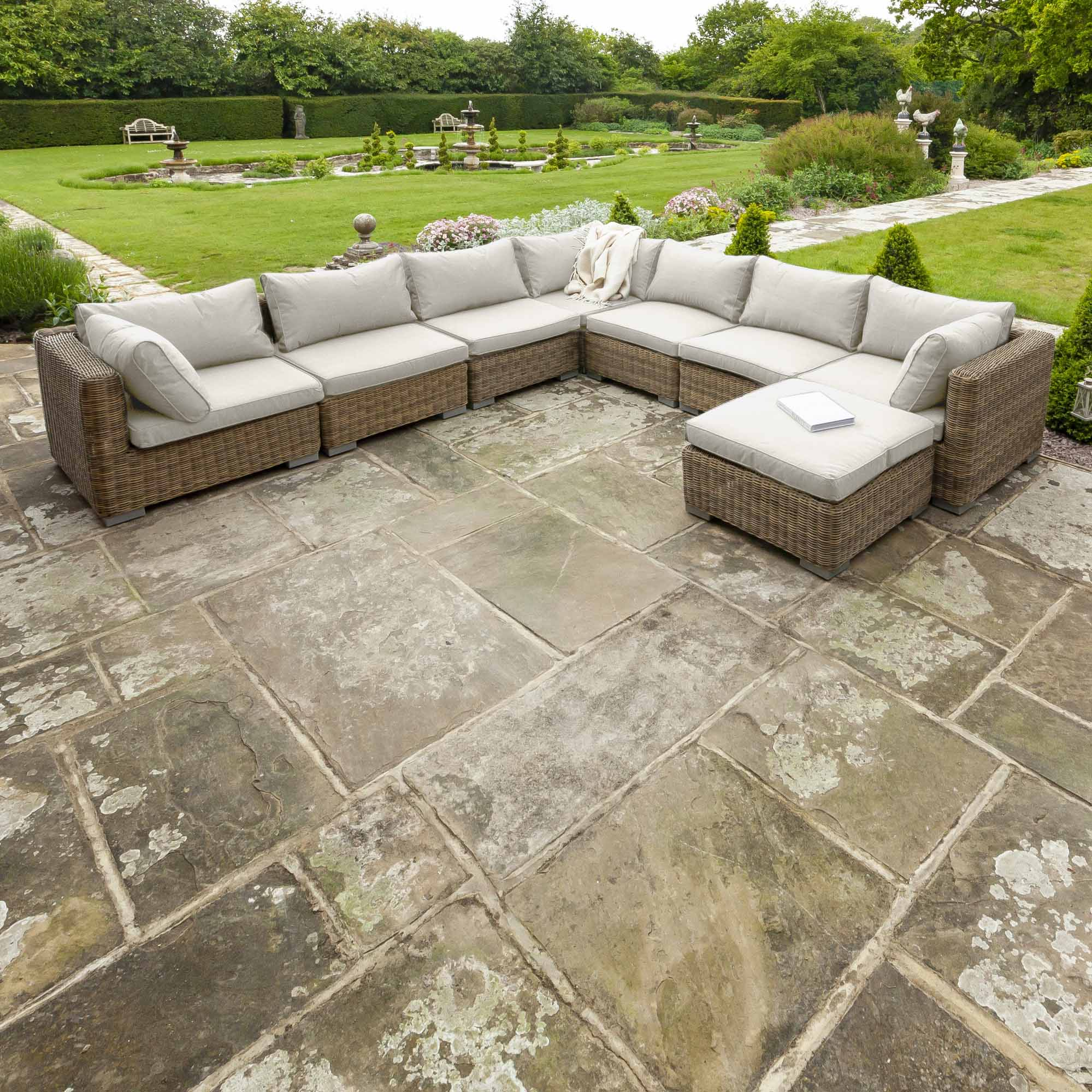 Livingstone Sofa Set 4