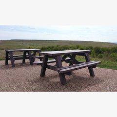 Victoria Picnic Table | Basalt