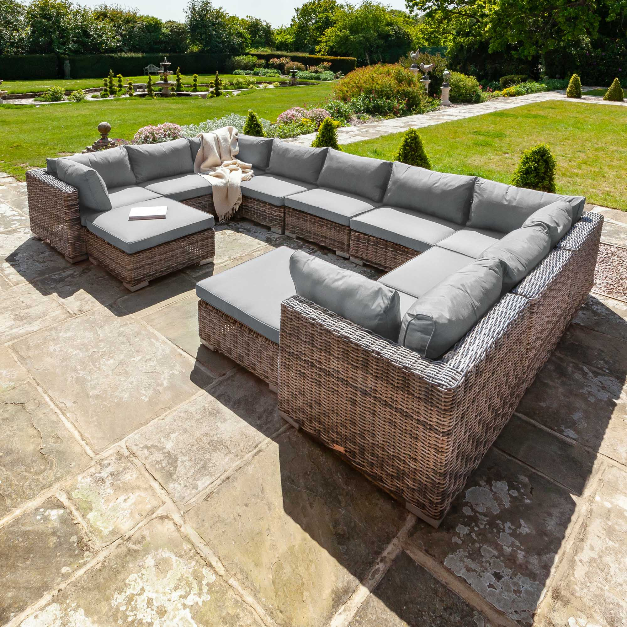 Livingstone Scuro Sofa Set 6