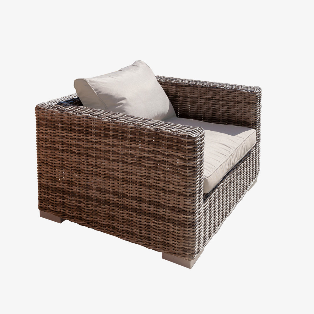 Livingstone Scuro Lounger Set