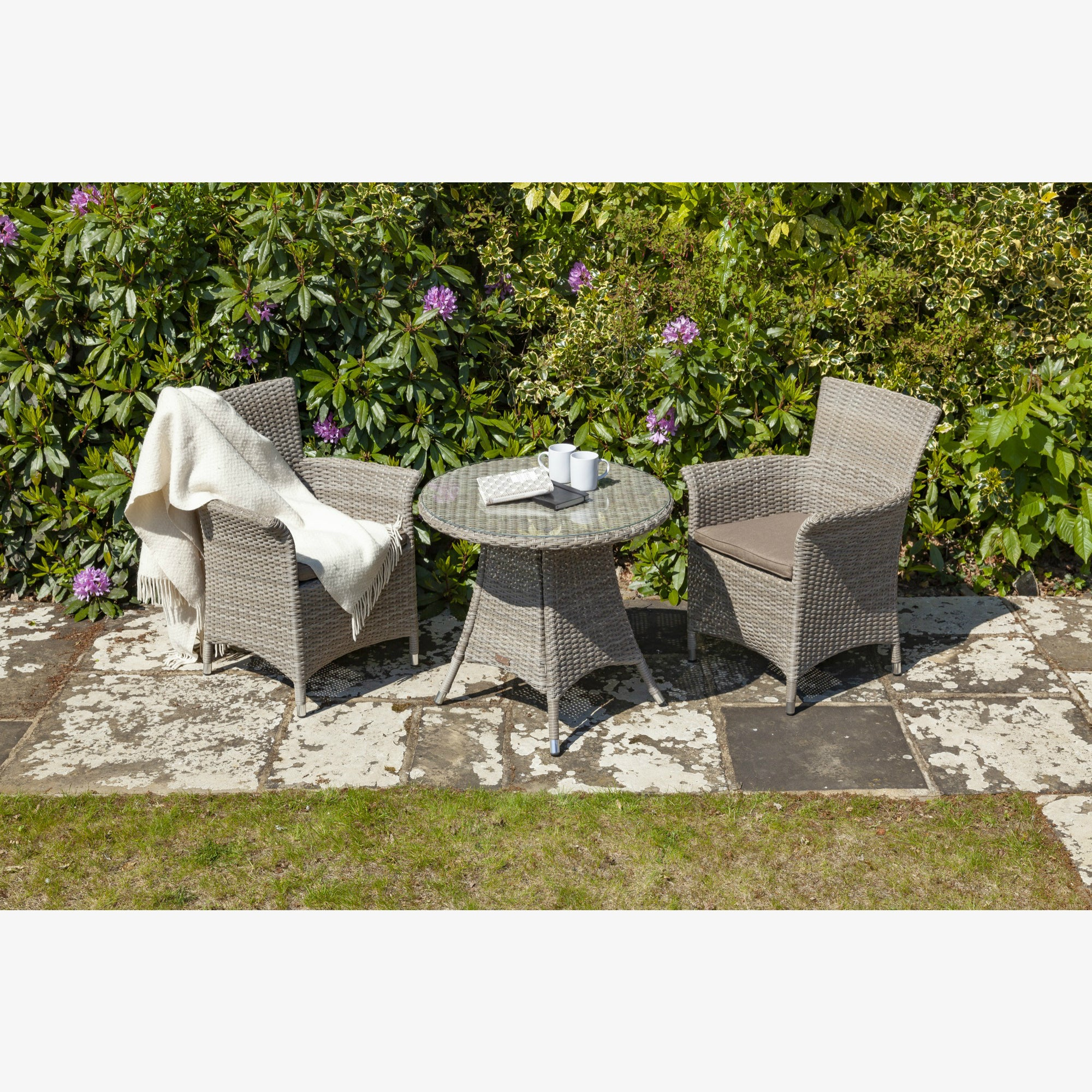 Serica Bistro Table & Chairs Set