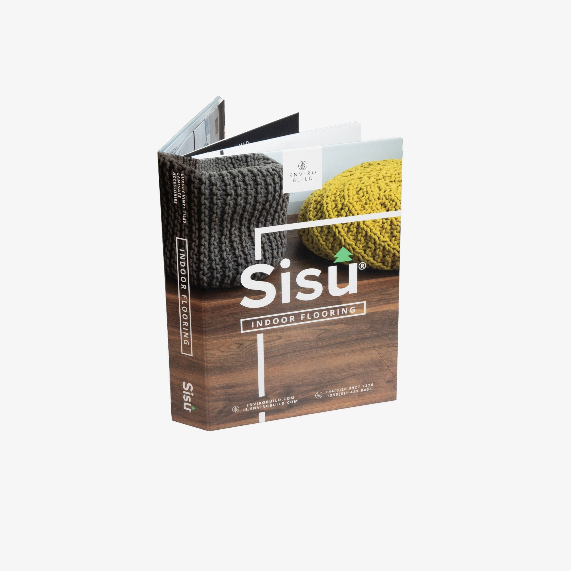 Sisu Indoor Flooring | Trade Pack