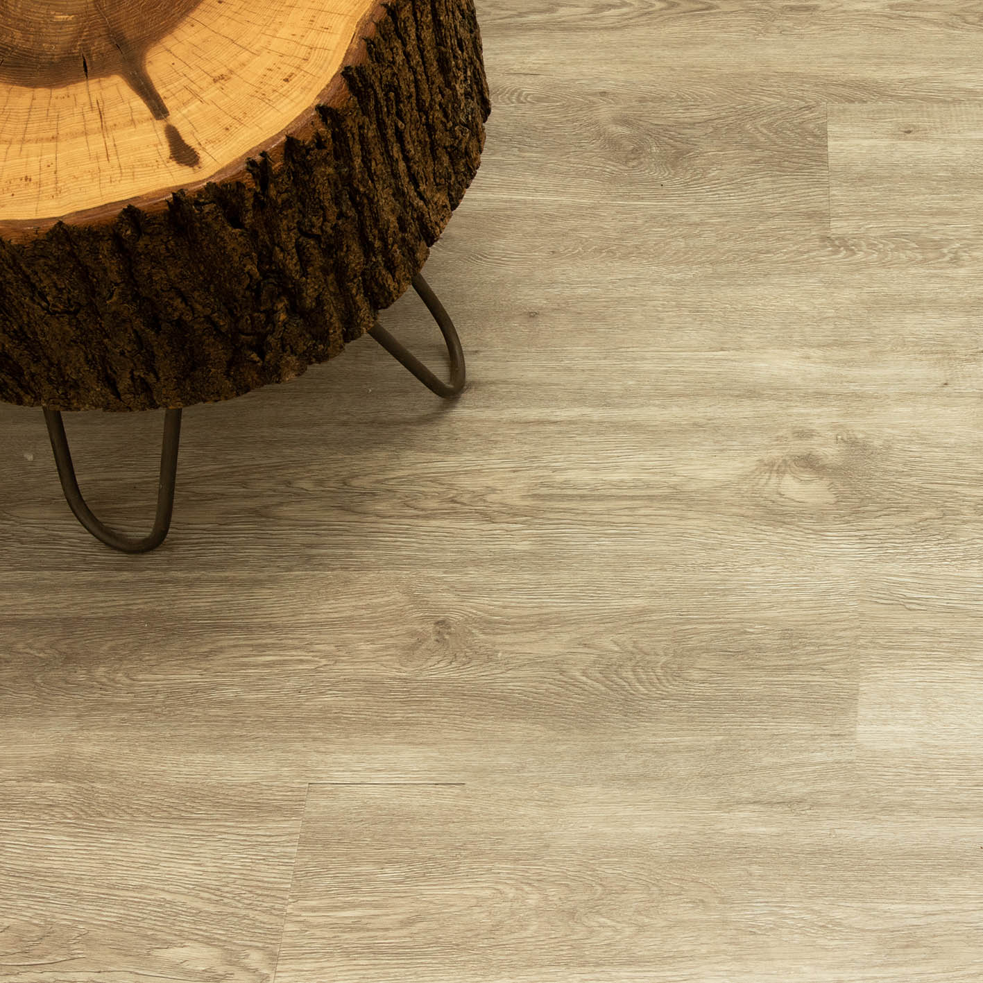 Smoked Oak Dryback LVT
