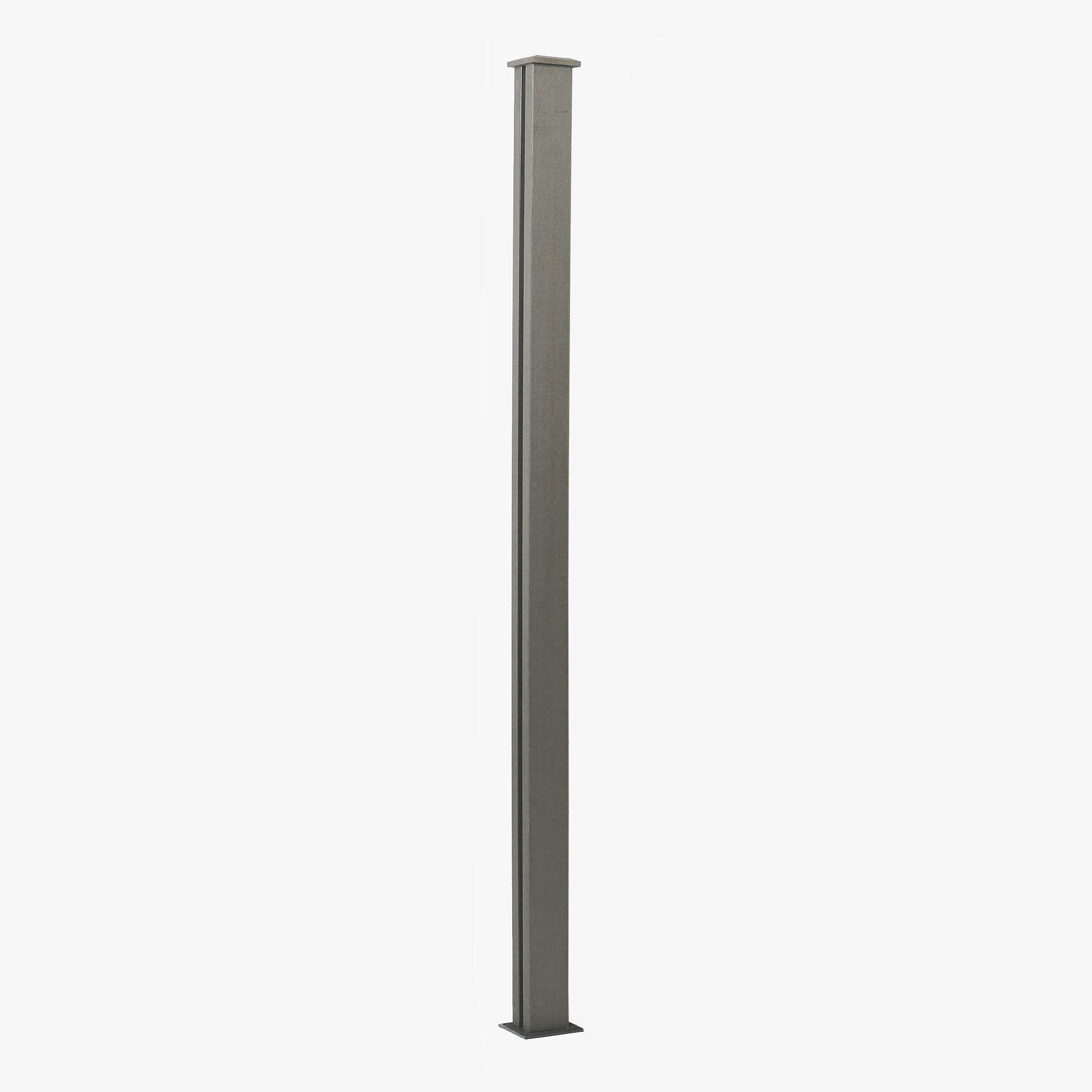 EnviroBuild Pioneer Additional Fence post - stone