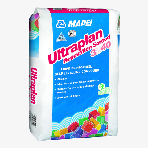 Ultraplan Renovation Screed