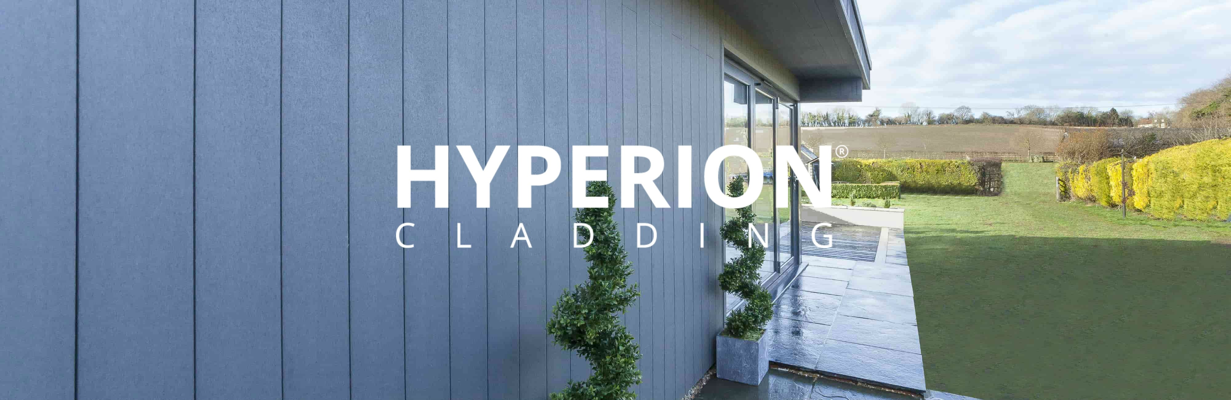 hyperion composite cladding
