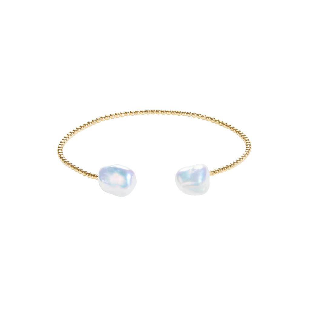 MERMAIA KESHI PEARL BANGLE