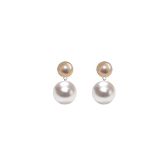 DUETA  PEARL EARRINGS