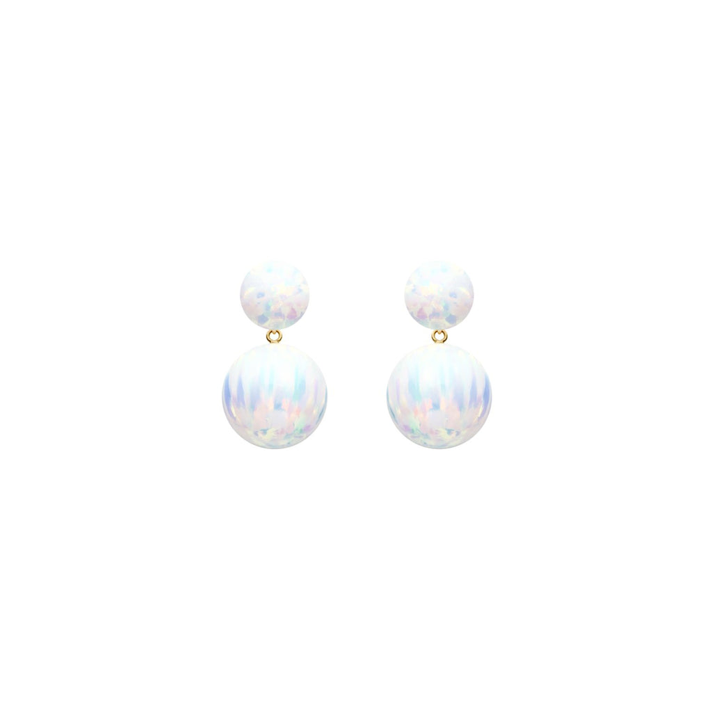 DUET OPAL EARRINGS