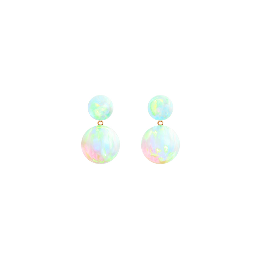DUET SEA OPAL EARRINGS