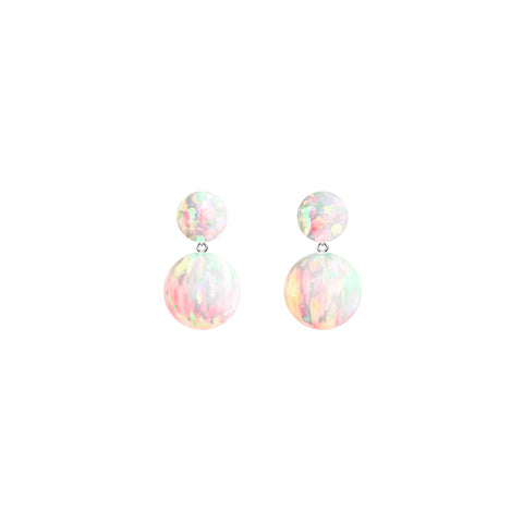 DUET SUN OPAL EARRINGS