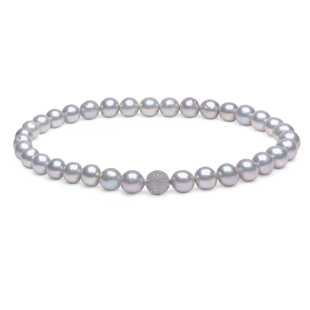 AURIA XXL PEARL NECKLACE