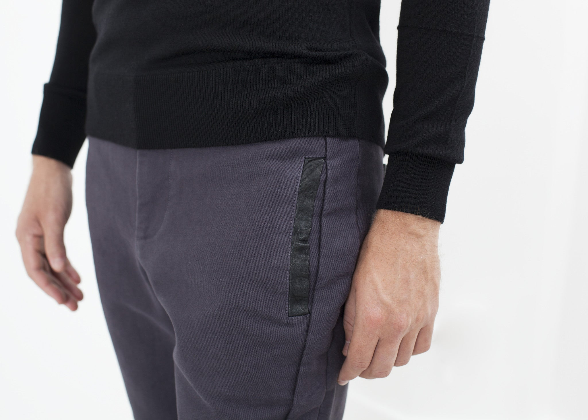 Lakai Pant in Phantom