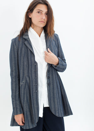 Panetier Jacket in Ink