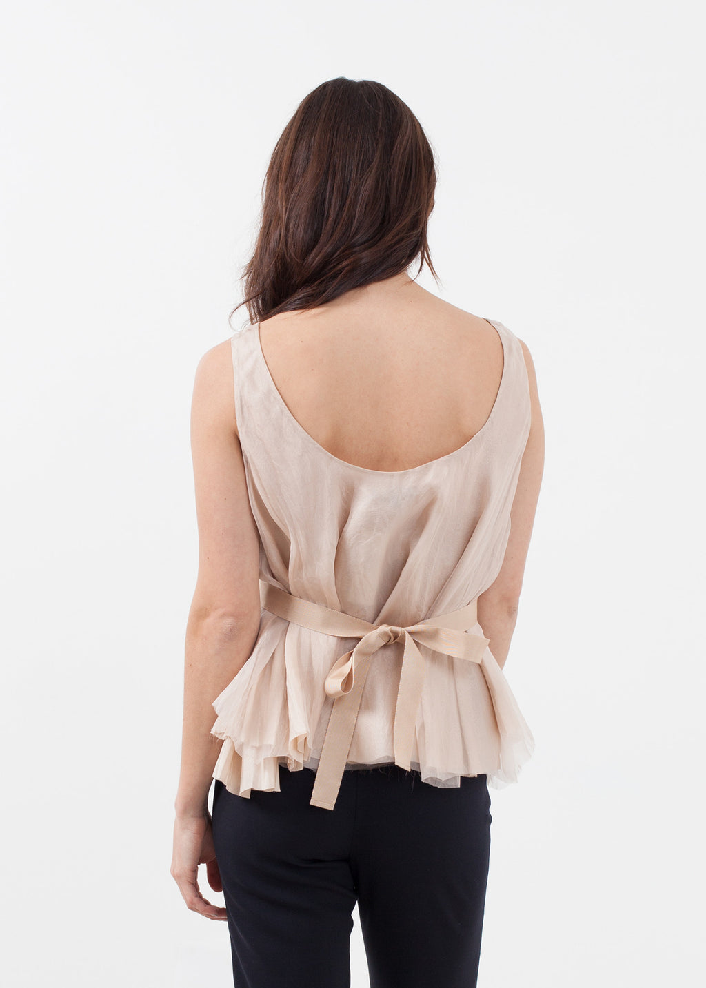 Organza Swing Top