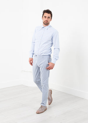 Textured Trouser