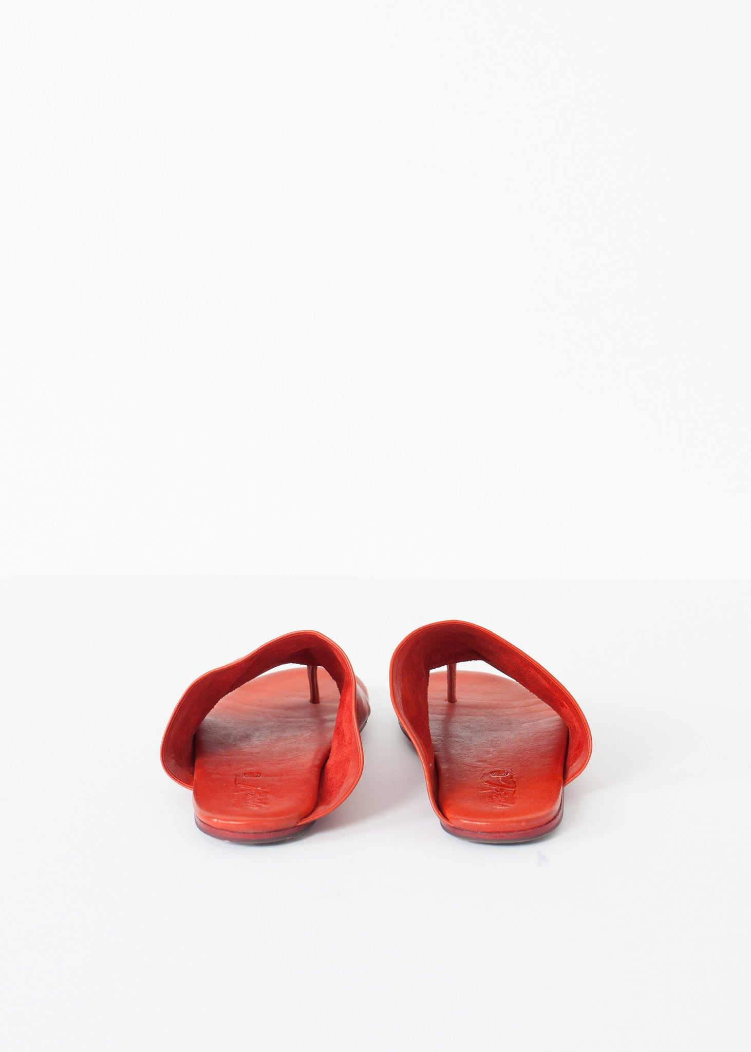 Arsella Sandal in Red