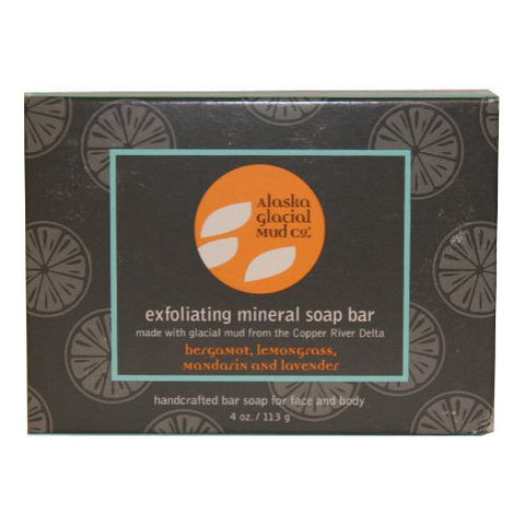 Alaska Glacial Mud Mineral Soap Bar