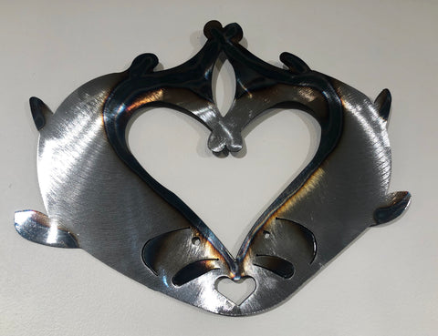 Steel Fish Heart