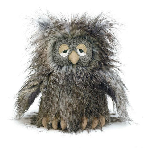 Sleepy Owl Stuffed Animal