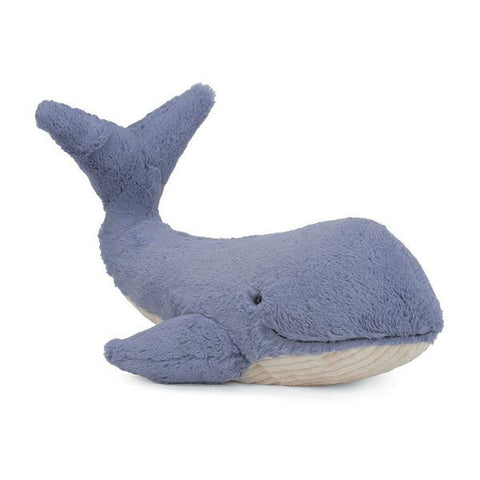 Soft Whale Stuffed Animal