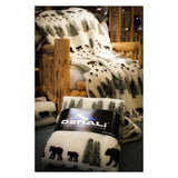 Denali Microplush Fleece Throws