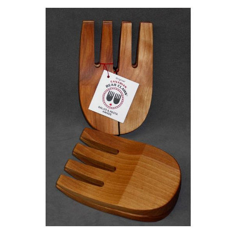 Bear Claws Salad Servers