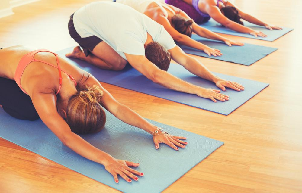 Don't Sweat It! The Health Benefits of Yoga