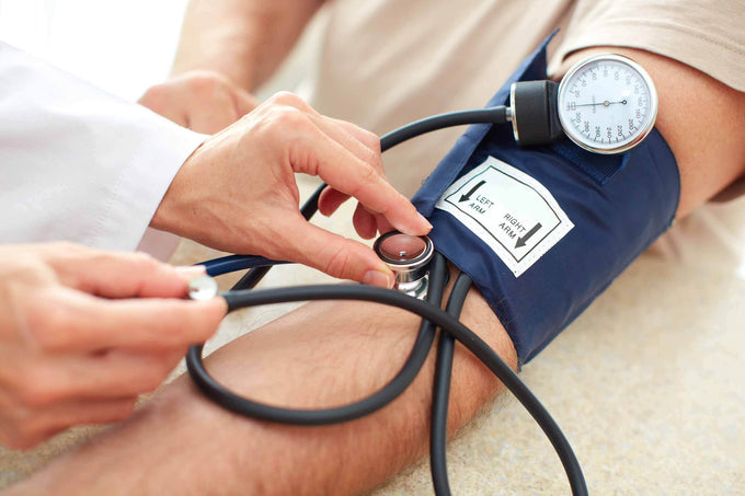 Healthy Blood Pressure & Arteries