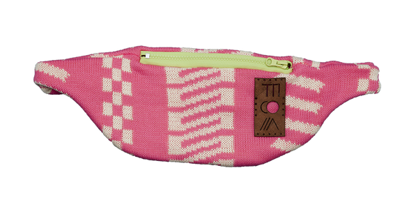 "KNITTED MOCÓBAG ""FOG ROSA"""