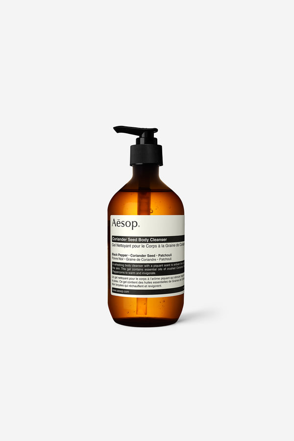 Aesop - Coriander Seed Body Wash - Grooming - Body Grooming - Liquid Body Cleanser - Modern Anthology-