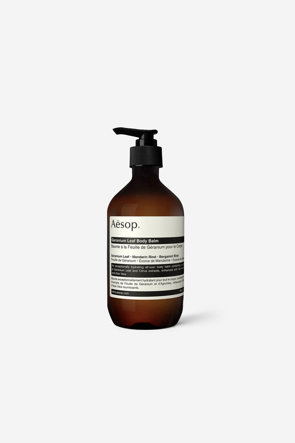 Aesop - Geranium Leaf Body Balm - GROOMING - Modern Anthology-