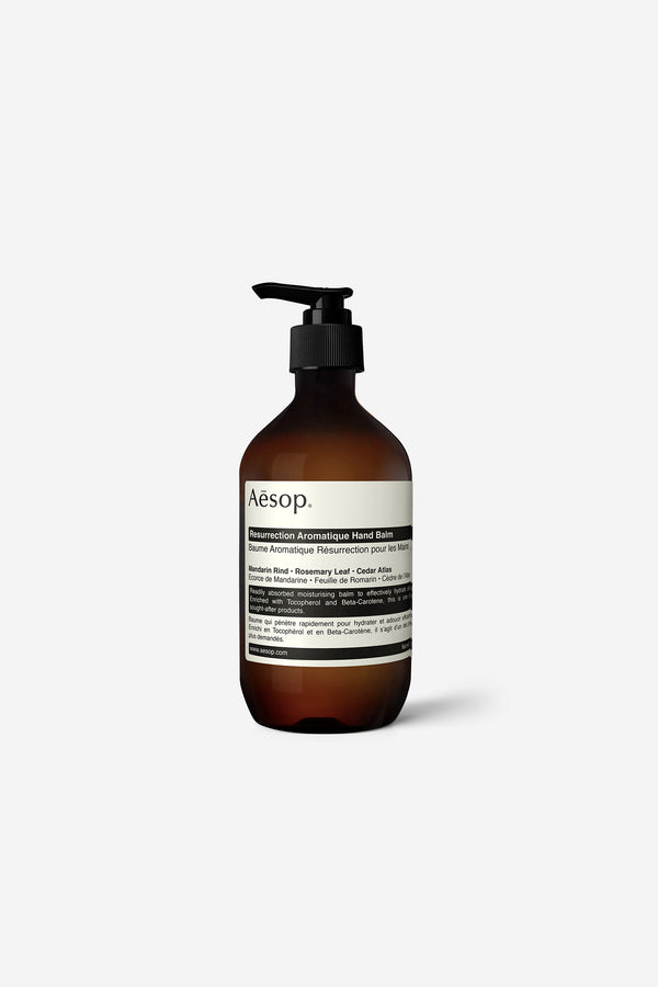 Aesop - Resurrection Hand Balm - Grooming - Body Grooming - Hand Lotion - Modern Anthology-