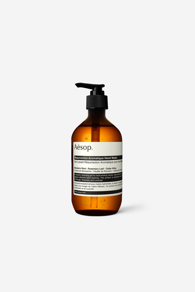 Aesop - Resurrection Hand Wash - Grooming - Body Grooming - Hand Soap - Modern Anthology-