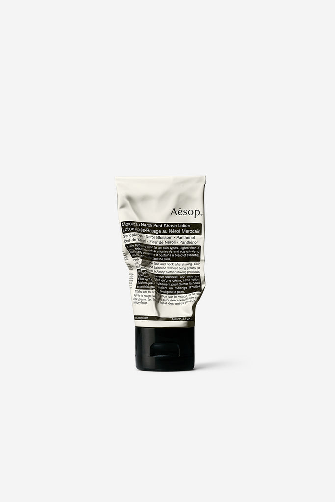 Aesop - Moroccan Neroli Post-Shave Lotion - Grooming - Shave - After Shave - Modern Anthology-