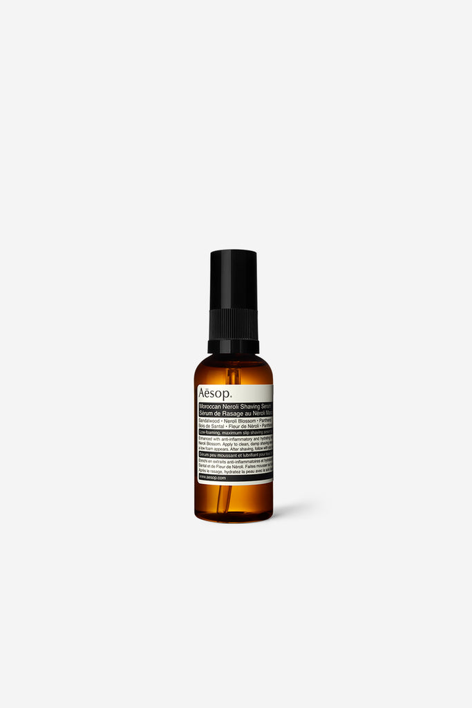 Aesop - Moroccan Neroli Shave Serum - Grooming - Shave - Shave Cream - Modern Anthology-