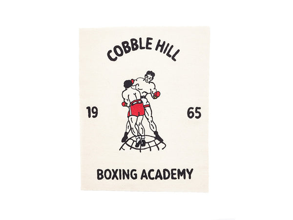 Knickerbocker - Cobble Hill Boxing Academy Banner - Modern Anthology - 1