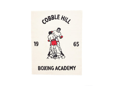 Cobble Hill Boxing Academy Banner