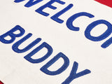 Knickerbocker - Welcome Buddy Banner - Modern Anthology - 2