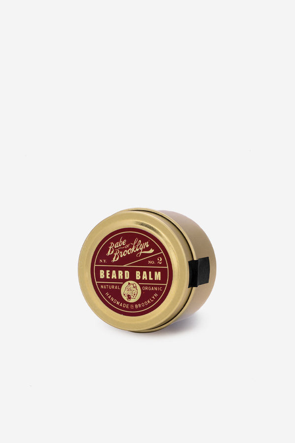 Babe of Brooklyn - Earth No 2 Beard Balm - Grooming - Face Grooming - Beard Oil Mustache - Modern Anthology-