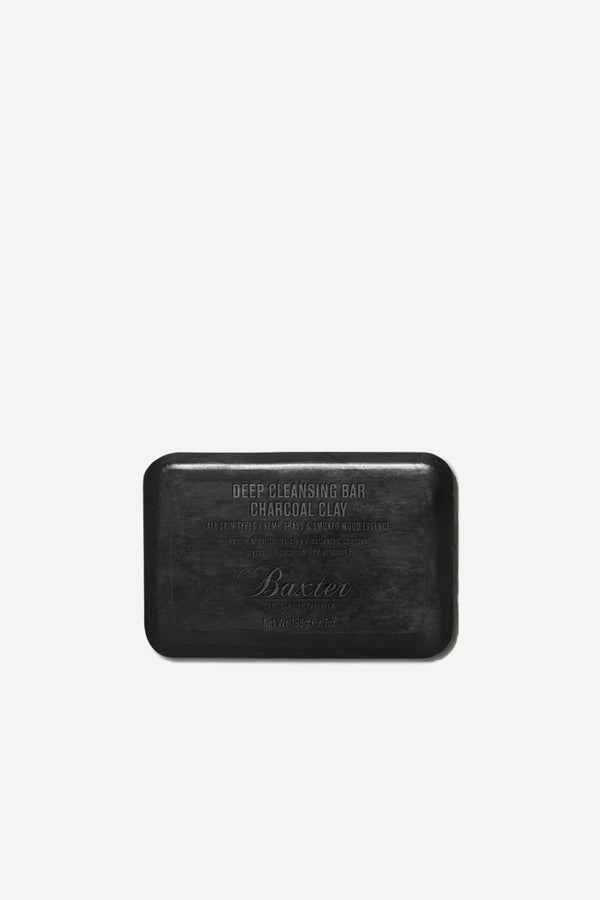 Baxter Of California - Charcoal Body Bar - Grooming - Body Grooming - Bar Soap - Modern Anthology-
